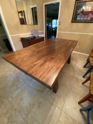 Mango Wood Dining Table for Sale in Whitehouse, TX