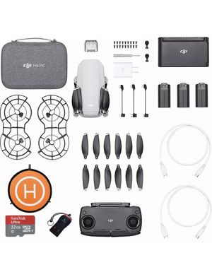 DJI Mavic Mini Fly More combo - Drone with 2.7K Camera Pro Combo Bundle for Sale in San Diego, CA