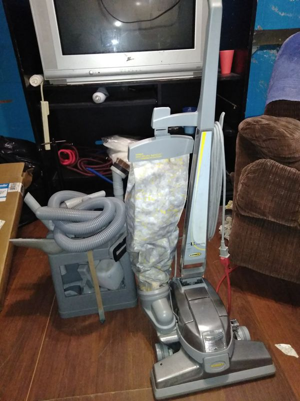 Kirby G Series Vacuum with attachments