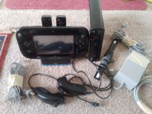 Nintendo Wii u console for Sale in Germantown, MD