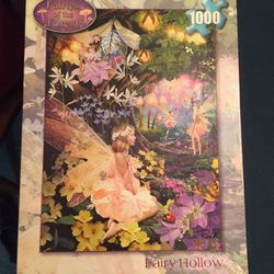 NZ Made Holdson Fairies Of The Forest Puzzle for Sale in Manassas,  VA