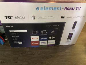 Element Roku tv 4K new never used for Sale in Oceanside, CA