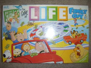 The Game of Life Family Guy Collector's Edition for Sale for Sale in San Jose, CA