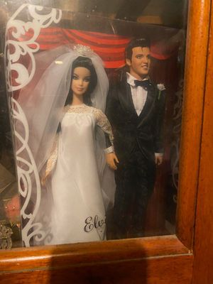 Elevis Presley n Barbie dolls for Sale in St. Louis, MO