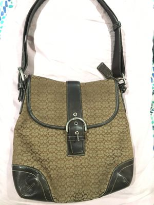 Real authentic coach purse for Sale in Lakeland, FL
