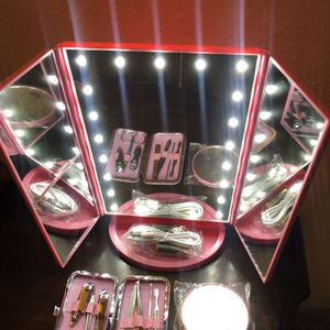 Pink Mirror for Sale in Fontana, CA