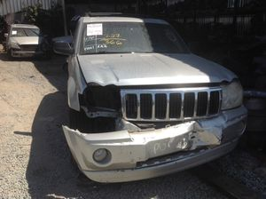 2007 Jeep Grand Cherokee for parts only for Sale in Chula Vista, CA