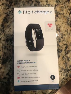 Brand New Fitbit Charge 2 Heart Rate & Activity tracker for Sale in LXHTCHEE GRVS, FL
