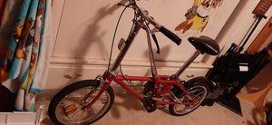 Dahon carson California bike 200 obo for Sale in Greeley, CO