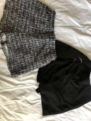 ZARA Shorts and Skirt for Girls, Size 14. for Sale in Chula Vista, CA
