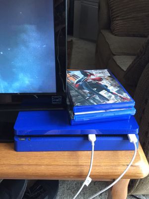 PS4 Slim 1 terabyte! for Sale in Mount Sterling, KY
