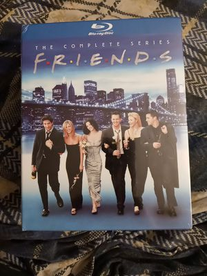 Friends (Blu Ray Complete Series All 10 Seasons) New Sealed for Sale in Union Mills, IN