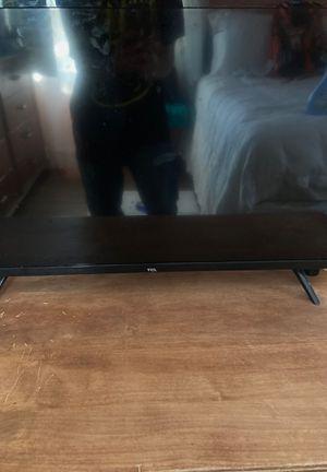 Tcl roku tv for Sale in Pomona, CA