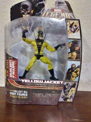Marvel Legends YellowJacket for Sale in Phoenix, AZ