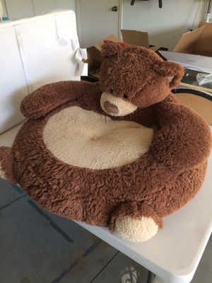 Stuffed Bear Lounger Pillow for Sale in Santa Clarita, CA