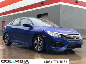 2017 Honda Civic Sedan for Sale in Portland, OR