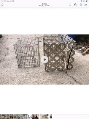 Pet Crates (Medium) for Sale in Dallas, TX