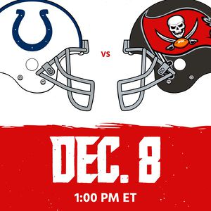 Colts Bucs Season Ticket Parking Pass 12/8 for Sale in Tampa, FL