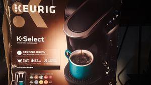 Keurig K select 4 cup size 52 oz coffee maker for Sale in Salt Lake City, UT