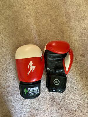Boxing gloves - 14 oz for Sale in Yorba Linda, CA