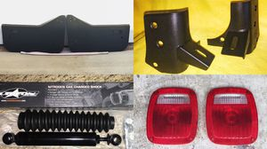 JEEP WRANGLER TJ & TJ UNLIMITED (LJ) SPARE PARTS for Sale in Huntington Beach, CA