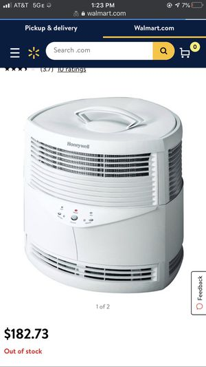 Honeywell HEPA air purifier filter for Sale in Irvine, CA