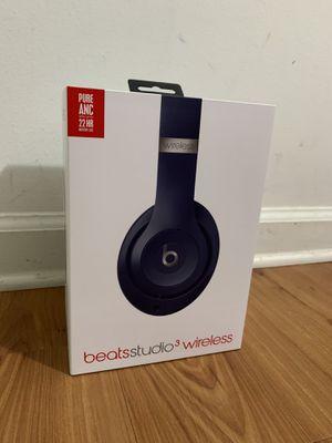 Like New Beats 3 Wireless Studio for Sale in North Charleston, SC