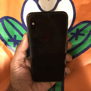 64Gb Black iPhone X - Factory Unlocked. for Sale in Brooklyn, NY