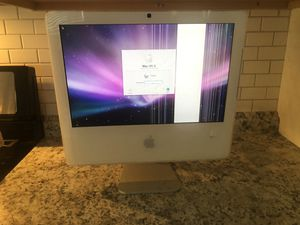 Apple Imac Desktop all in one computer for Sale in Peabody, MA