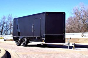 Price$1000 CARGO Trailer Black for Sale in Los Angeles, CA