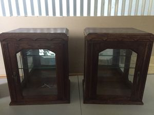 Antique two small French cabinets for Sale in Miami Beach, FL