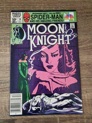 Moon Knight #14 for Sale in Marietta, GA