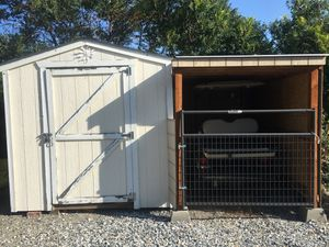 Shed & lean to cover your stuff from snow for Sale in Bothell, WA