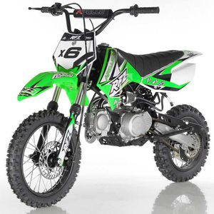 Apollo DB-X6 125cc Dirt Bike for Sale in Grand Prairie, TX