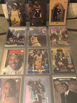 Kobe Bryant Rookie lot 12 for Sale in Delray Beach,  FL