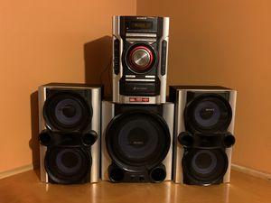 Sony 530 Watts Mini Hi-Fi Component Radio for Sale in East Haven, CT