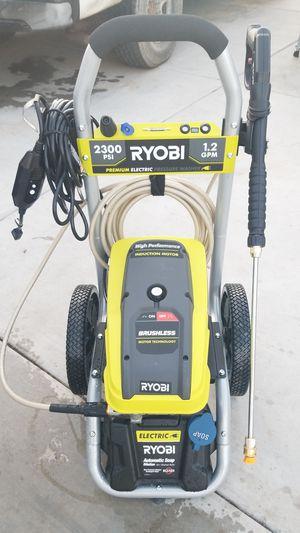 Ryobi electric power washer 2300psi for Sale in Phoenix, AZ