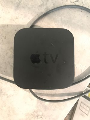 Apple TV (2nd Generation) for Sale in Round Rock, TX