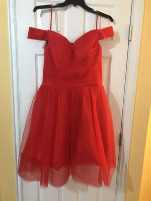 Red Formal Dress for Sale in Grand Prairie, TX