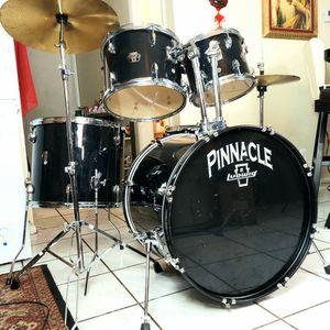 Ludwig Pinnacle Drum Set !! $300 Or Best Offer !! for Sale in Fort Lauderdale, FL