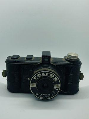 Vintage 1940s FALCON Miniature Camera Mini USA. Uses Standard Vest Pocket Film. for Sale in Cockeysville, MD