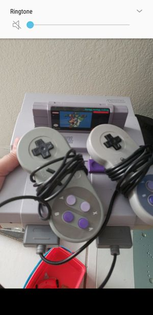 nintendo with game for Sale in Orlando, FL