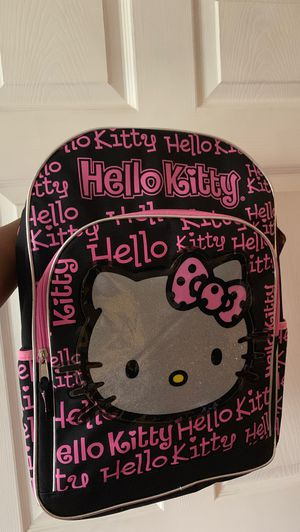 Hello kitty backpack for Sale in Downey, CA