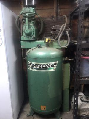 Speedaire compressor for Sale in Modesto, CA