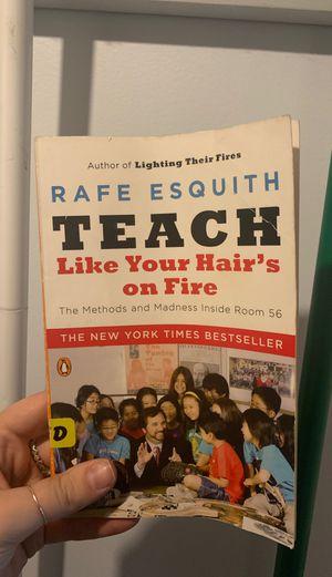 Teacher Book for Sale in Nottingham, NH