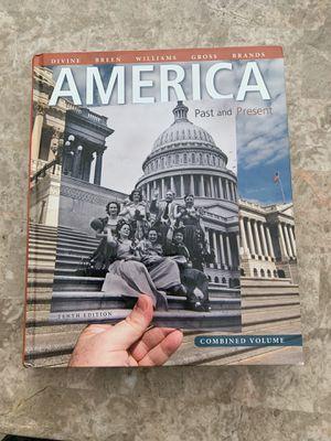 America, Past and Present for Sale in Smyrna, TN