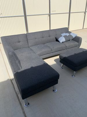Sofa with ottoman for Sale in Bakersfield, CA