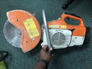 Chop Saw , Tools-Power STIHL ... Negotiable for Sale in Baltimore, MD