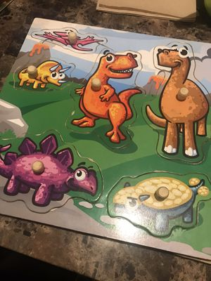 Kids early learning puzzles for Sale in Fresno, CA