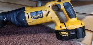 18v Dewalt Used Saw. $55obo for Sale in National City, CA